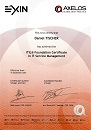 ITIL-Foundation Certification